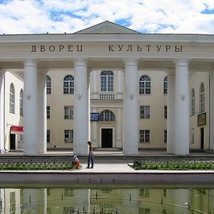 Дворцы и дома культуры Гурского