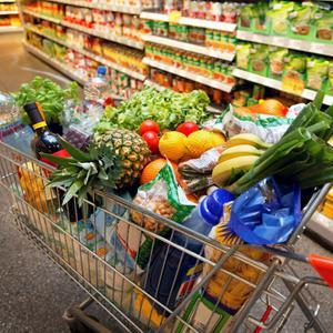 Магазины продуктов Гурского