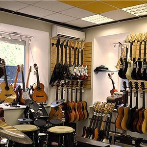 Музыкальные магазины Гурского