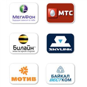 Операторы сотовой связи Гурского