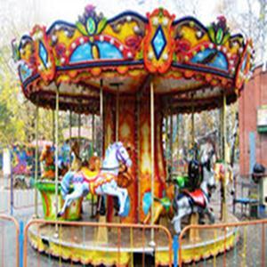 Парки культуры и отдыха Гурского