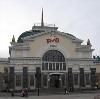 Железнодорожные вокзалы в Гурском