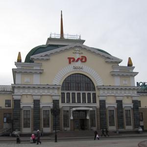 Железнодорожные вокзалы Гурского